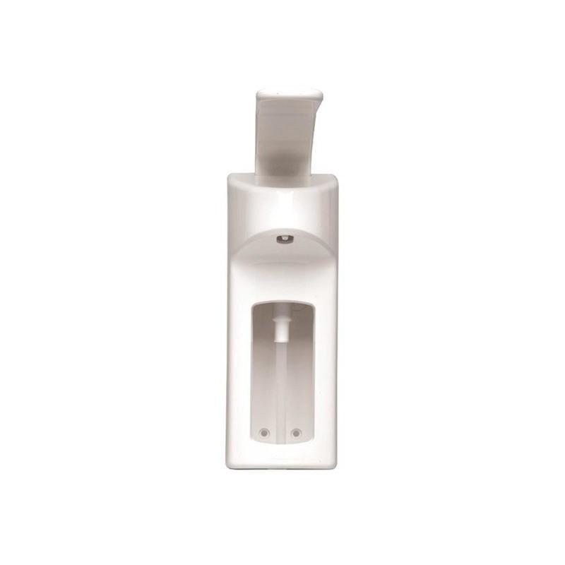 Dozownik łokciowy Ecolab Dermados do butelek 500 ml