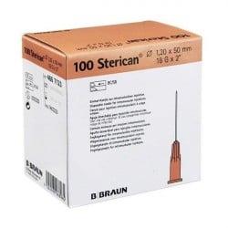 Igły do iniekcji domięśniowych Braun Sterican