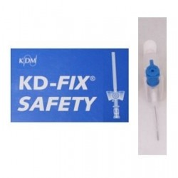 Kaniula dożylna, wenflon KD-Fix Safety