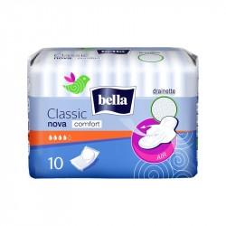Podpaski higieniczne Bella Classic Nova Comfort 10 szt.