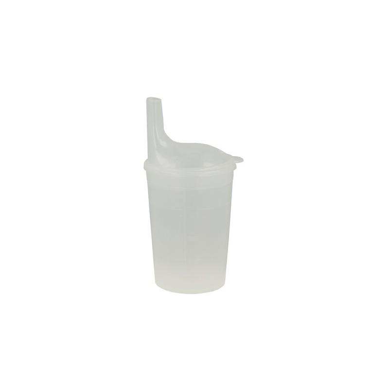 Kubek pojnik z ustnikiem 200 ml