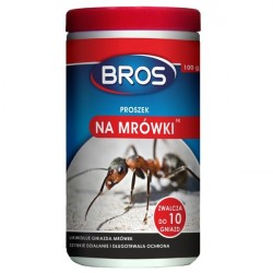 Proszek na mrówki Bros 250 g