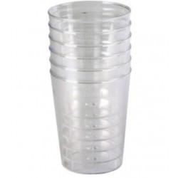 Kieliszki plastikowe do podawania leków 25 ml 75 szt.