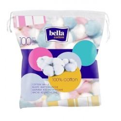 Waciki kosmetyczne Bella Cotton 100 szt.
