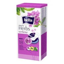 Wkładki higieniczne Bella Herbs wzbogacone werbeną