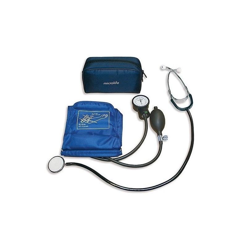 Ciśnieniomierz manualny ze stetoskopem Microlife AG1-20