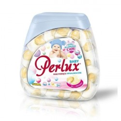 Perlux Baby Perły kapsułki piorące do ubranek dziecięcych 24 szt.