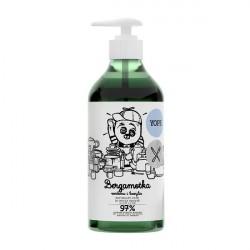 Yope Płyn do mycia naczyń Bergamotka & Bazylia 750 ml
