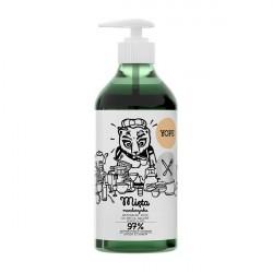 Yope Płyn do mycia naczyń Mięta & Mandarynka 750 ml