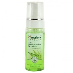 Himalaya Pianka Neem do mycia twarzy każdy rodzaj cery 150 ml