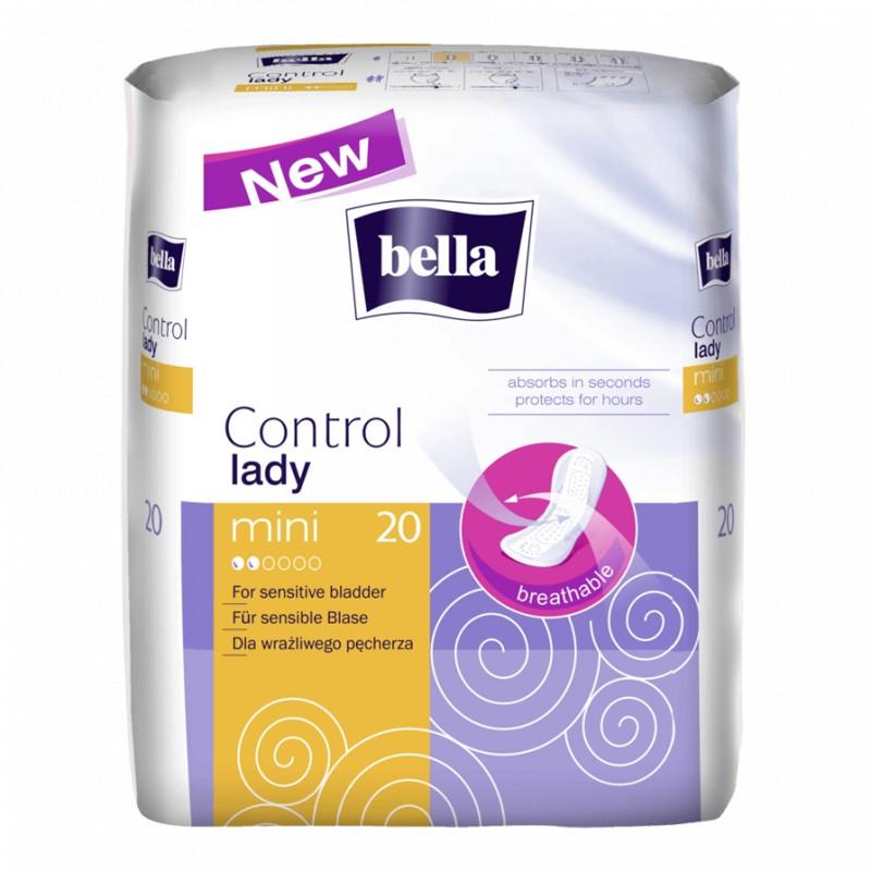 Wkładki urologiczne Bella Control Lady Mini