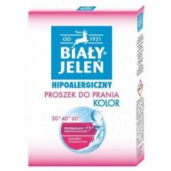 Hipoalergiczny proszek do prania kolorów Biały Jeleń