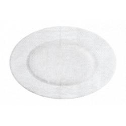 Opatrunek oczny z wkładem chłonnym  Fixopore S 6,5 cm x 9,5 cm