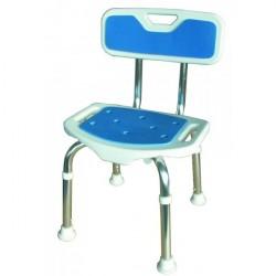 Krzesło prysznicowe Blue