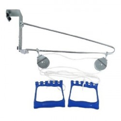 Przyrząd do ćwiczenia i rehabilitacji kończyn górnych