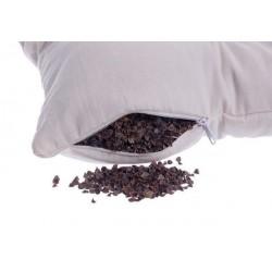 Poduszka do spania z łuską gryki