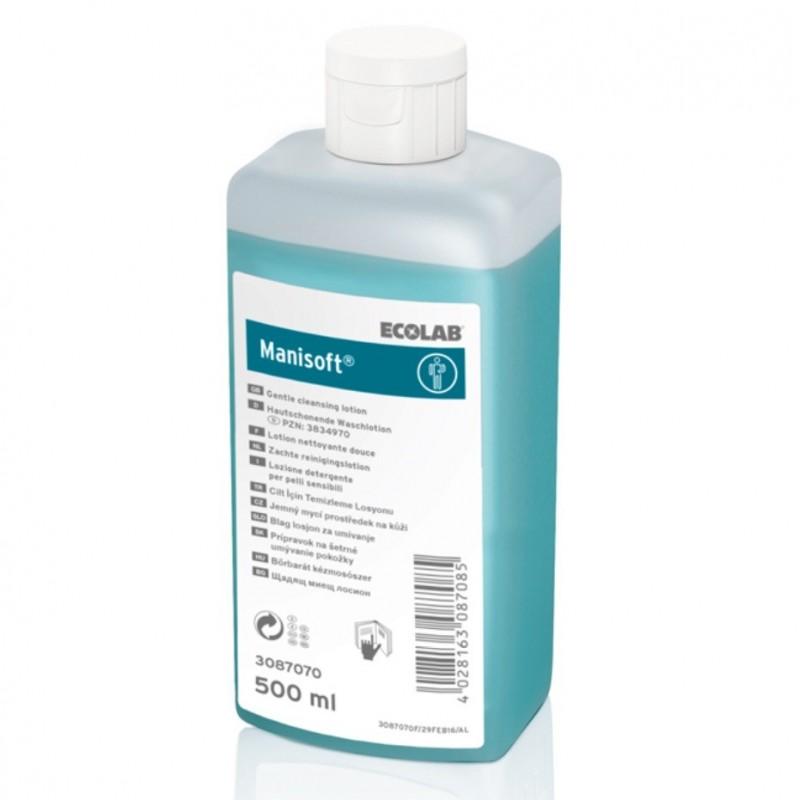 Manisoft preparat do mycia rąk Ecolab 500 ml