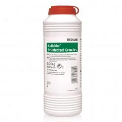 Actichlor Granules preparat do zasypywania krwi i wydzielin Ecolab
