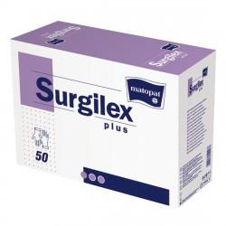 Rękawice ochronne, sterylne pakowane osobno Surgilex 50 par