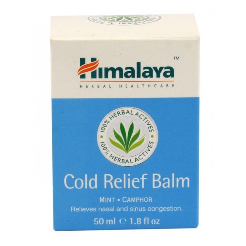 Balsam eukaliptusowy łagodzący objawy przeziębienia Himalaya 50 g