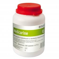 Ecolab Medicarine Tabletki do dezynfekcji powierzchni 300 szt.