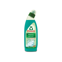 Miętowy płyn do WC Frosch 750 ml