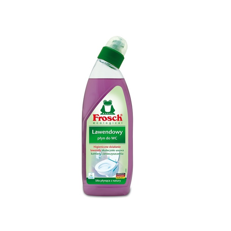 Frosch Lawendowy płyn do WC 750 ml