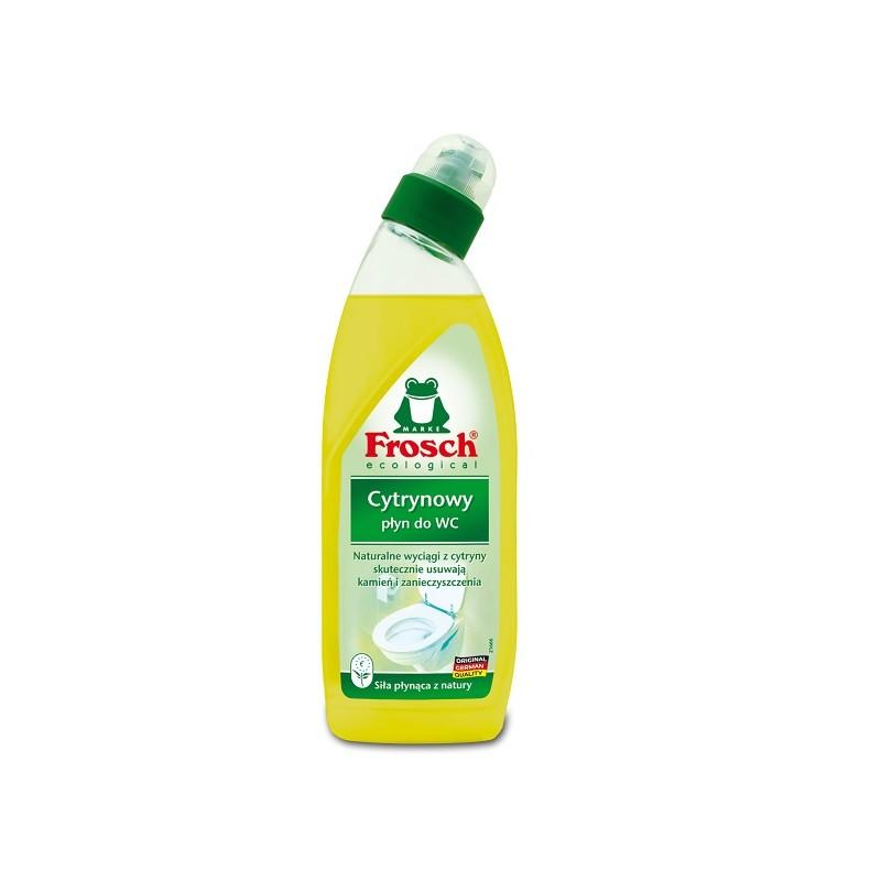 Frosch Cytrynowy płyn do WC 750 ml