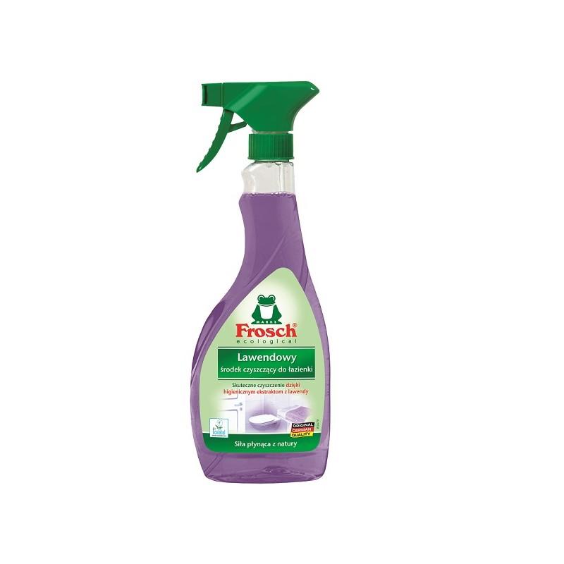 Frosch Lawendowy środek do czyszczenia łazienki 500 ml