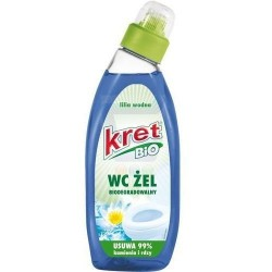 Żel do toalet Lilia Wodna Kret BIO 750 ml