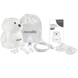 Inhalator pneumatyczno-tłokowy dla dzieci Microlife NEB 400