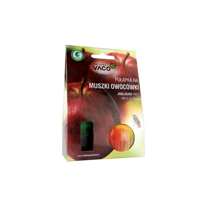 Pułapka na muszki owocówki, jabłuszko Vaco