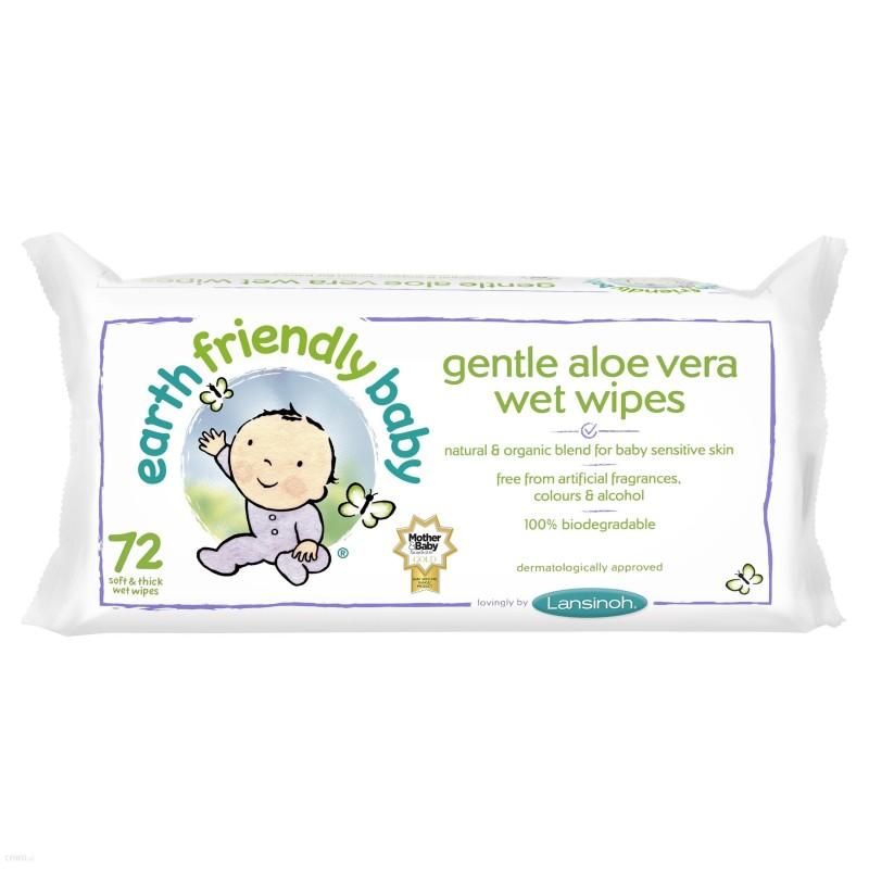 Chusteczki nasączone Earth Friendly Baby