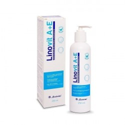 Żel do mycia ciała dermatologiczny Linovit A+E 250 ml