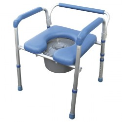 Fotel toaletowy, sanitarny 4w1 Alustyle