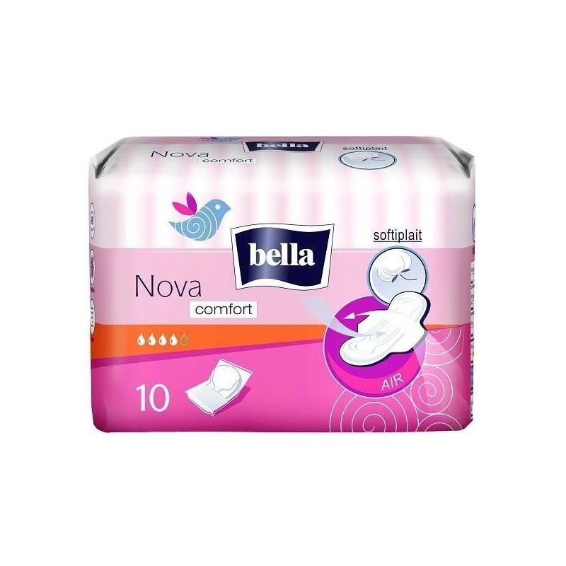 Podpaski higieniczne Bella Nova Comfort 10 szt.