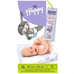 Podkłady do przewijania Bella Baby Happy 60x90cm