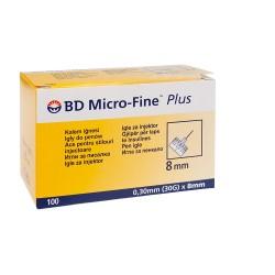 BD Micro-Fine Plus Igły do pena