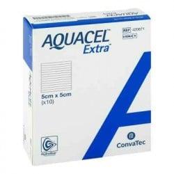 Opatrunek chłonny Aquacel Extra, wzmocniony Hydrofiber  1 szt.