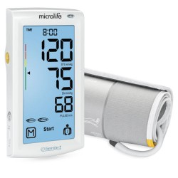 Ciśnieniomierz automatyczny naramienny Microlife BP A7 Touch z zasilaczem gratis