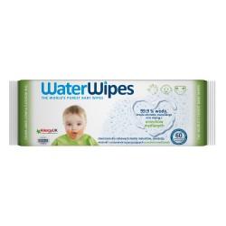 WaterWipes Soapberry Chusteczki nasączone czystą wodą