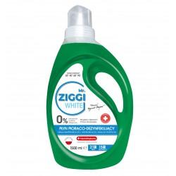 Płyn do prania kolorów, dezynfekujący Mr. ZIGGI White 1,5l