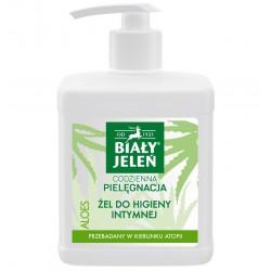 Żel do higieny intymnej z aloesem Biały Jeleń