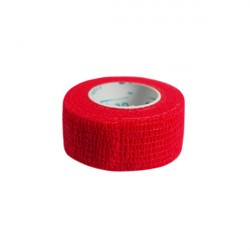 Bandaż samoprzylepny Stokban czerwony Stokmed