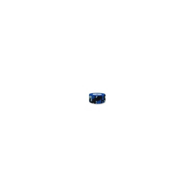 Bandaż samoprzylepny Stokband niebieskie moro Stokmed