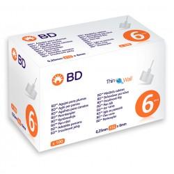Igły do penów insulinowych BD 100 szt.