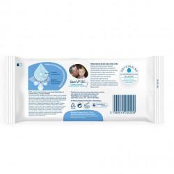 Biodegradowalne chusteczki nawilżane wodą WaterWipes BIO 60 szt.