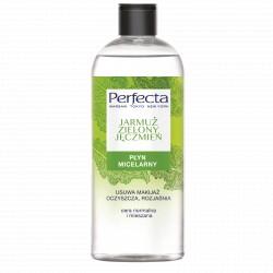Płyn micelarny Jarmuż i zielony jęczmień Perfecta 400 ml