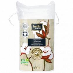 Organiczne płatki kosmetyczne Bella Cotton BIO 60 szt.