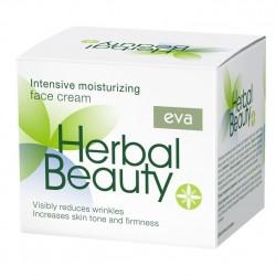 Intensywnie nawilżający krem do twarzy Eva Herbal Beauty 50 ml